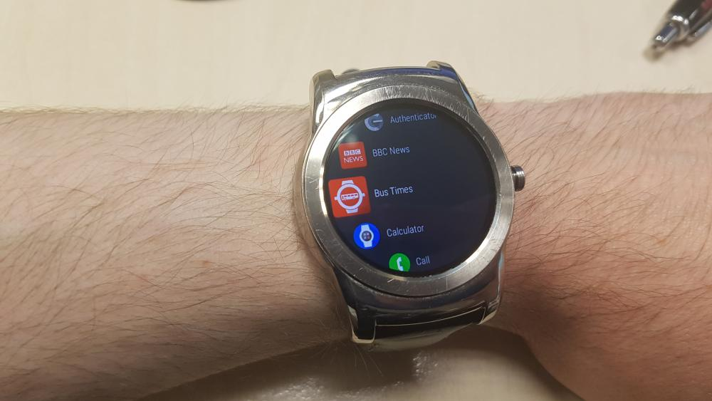 Android Wear 2.0 App Selection