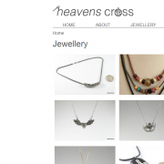 Heavens Cross Jewellery Page