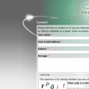 Philtinium Contact Page
