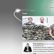 Philtinium Team Page