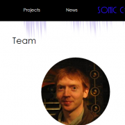 Team Page Screenshot