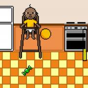 Wah! Game Screenshot in Kitchen